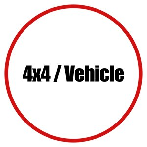 4x4 vehicle button - planning tips