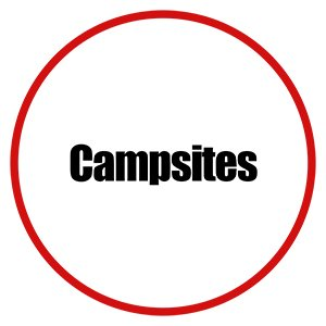 Campsites Button - Reviews